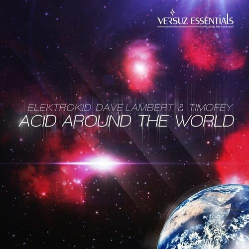 Acid around the world